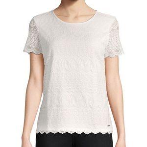 Calvin Klein lace Shirt